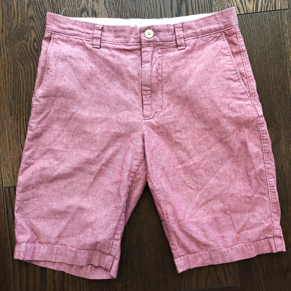 "J. Crew Other - J.crew Mens 10.5"" Oxford Short (Size 29)"